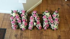 Loose funeral flowers Nan