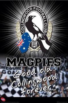 Good old Collingwood forever