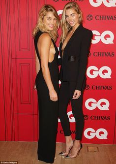 Peas in a pod: Ashley and Jessica are often compared, but the younger sibling isn't enviou...