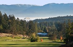 Highland Pacific Golf Course - Victoria, BC http://golfvancouverisland.ca Vancouver Island Golf Courses
