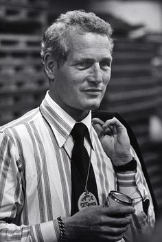 Paul Newman à New York.