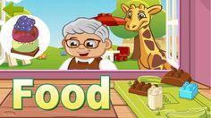 LEGO Duplo - FOOD - iPad / iPhone / Android - SUBSCRIBE