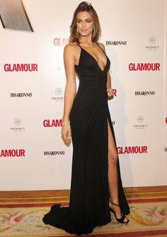Irina Shayk: Top Glamour Awards 2010 (Pictures) Irina Shayk Top ...
