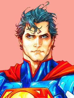 'New 52' Superman - Kenneth Rocafort