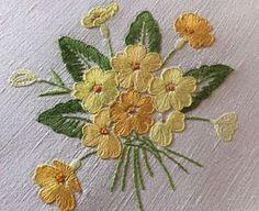 Resultado de imagem para Sadako Totsuka Herb Embroidery on Linen - 1