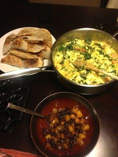 indian feast recipes with brittany and kelly