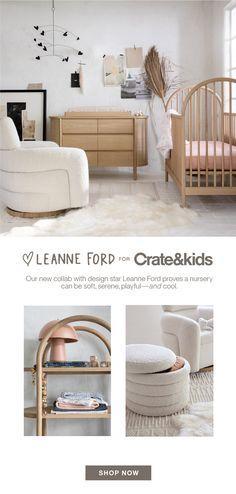 Nursery Themes, Nursery Decor, Room Decor, Higher Design, Nursery Neutral, Nursery Design, Baby Love, Room Inspiration, Crates