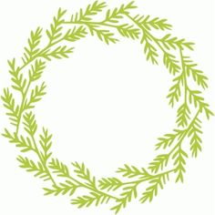 Silhouette Design Store - Search Designs : holly wreath