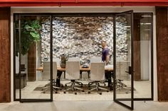West Elm's New DUMBO HQ Is a Laboratory for the Future of Workplace Design - Architizer