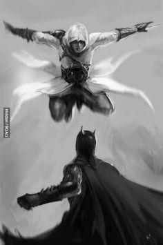 Assassin's Creed vs Batman