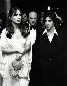 Marthe Keller, Barry Diller et Al Pacino à la soirée AFI Institue 10th Anniversary Gala à Washington D.C.