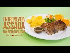 YouTube Steak, Pork, Youtube, Side Dishes, Spices, Food Cakes, Milk Gravy, Kale Stir Fry, Cloves Of Garlic