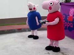 conexion produccciones show de peppa pig - YouTube
