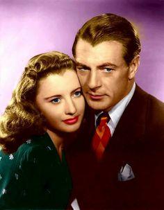 "Barbara Stanwyck and Gary Cooper ""Meet John Doe"" - XLNT Film!"