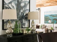 There are plenty of eye-catching rooms and spaces in this year's HGTV Dream Home. Vote and let us know which is your favorite.