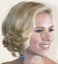 Groovy Formal Hairstyles Bobs And Curls On Pinterest Short Hairstyles Gunalazisus