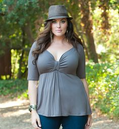 Plus Size Lova Ya Sweetheart Top, Strut Curvaceous Fashion