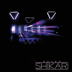 random enter shikari logo thingies