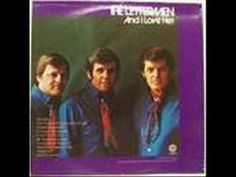 Love is blue/ Greensleeves by the Lettermen - YouTube