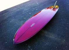 """Here's a 7'7"""" Pintail TPH going up for silent auction this Sunday at the Terry Martin Benefit…please bid on it, it's for a very good cause!"""