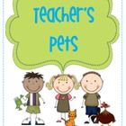 Journeys Second Grade Teacher's PetsUnit 1 Lesson 5Activities in this supplemental unit can be used for whole group instruction, literacy wor...