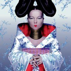 Homogenic de Björk