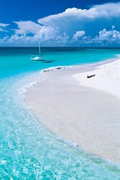 Simply Gorgeous — Sandy Spit, British Virgin Islands!