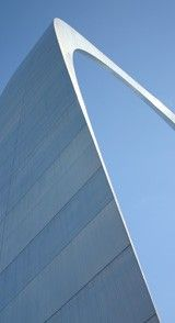 You didn't grow up in the St. Louis area unless you took a field trip to the Arch, including a ride to the top!