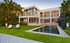 Luxury Villa Rentals - Florida - Miami Beach