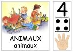 Les affichettes pour les coins et ateliers Daily Schedule Preschool, French Education, French Resources, Petite Section, Coins, Back To School, Kindergarten, Classroom, Teaching