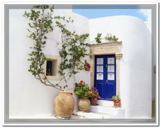 Untitled Great Photos, Greece, Wreaths, Home Decor, Greece Country, Decoration Home, Door Wreaths, Room Decor, Deco Mesh Wreaths