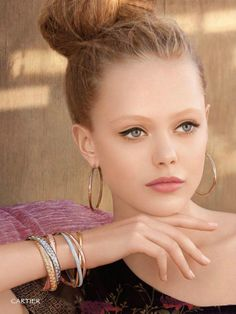 Such a pretty face - Frida Gustavsson