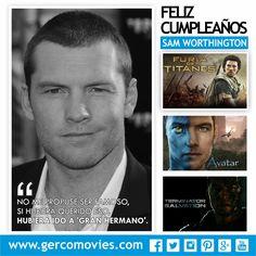 Un día como hoy, en 1976 nace #SamWorthington, actor inglés-australiano (Terminator Salvation, Avatar, Clash of the Titans) ¡Felicitaciones!