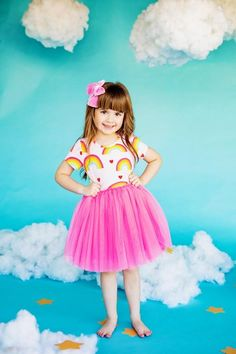80s Nostalgia – Taylor Joelle Nice Dresses, Bodice, Kids Fashion, Girl Outfits, Childhood, Tulle, Knitting, Model, Fun