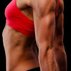 5 Exercises to tone and build arm muscle by Private Trainer, Kelly Friedman.