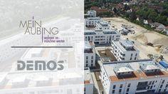 #dasistAubing #Aubing #meinAubing #Münchenistschön #Aubingistschön Neubauprojekt - Bautenstand in München-Aubing - Mein Aubing 1-3 - DEMOS