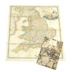 Brooke's Map of England and Wales, c.1820