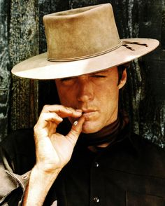 Clint Eastwood in Hang 'Em High directed by Ted Post, ca1968