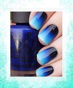 Boasting Blue