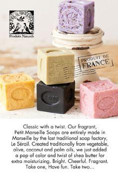 Amazon.com : Pre De Provence Lavender Sage Petit Marseille Soap : Beauty