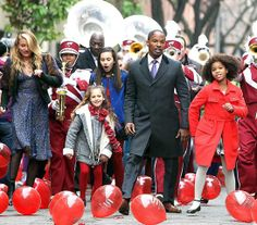 From Temple University - Spotted: Jamie Foxx, Cameron Diaz and the rest of the cast of the new movie, Annie! Image courtesy of AKM-GSI. http://studyusa.com/