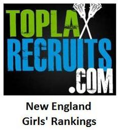 TopLaxRecruits New England Preseason Girls' Rankings: @dariengirlslax (CT) is No. 1 - http://toplaxrecruits.com/toplaxrecruits-new-england-preseason-girls-rankings/
