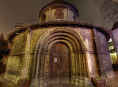 Because the Round Church is astonishingly pretty. | 58 Reasons Living In Cambridge Ruins You For Life