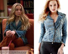 Girl Meets World: Season 2 Episode 22 Maya's Denim Jacket