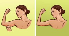 This 3-minute work-out will get rid of flabby arms for good