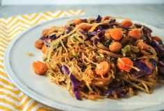 Spaghetti Squash Fried Rice   Skinny Mom   Where Moms Get The Skinny On Healthy Living