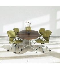 Global Elliptical meeting or conference table - Alba