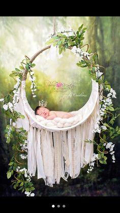 Newborns Pose, Photography Props Baby Dream Catcher , Great for taking photos of newborns, babies supports up to 11 pounds Neugeborene stellen Fotografie Requisiten Baby Dream von PMPDreamCatchers