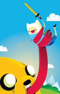 Bromance by Setsuna-37.deviantart.com - Adventure Time