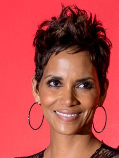 """John Gialluisi, creative director of Mario Tricoci Hair Salons  Day Spas gave @Debbie Brookshire Goodner Housekeeping Magazine  his tips for summer hair!  On Halle Berry's Spunky Cut - """"You can't go wrong with short, sassy hair in the summer at any age,"""" says Gialluisi. """"The unconstructed cut is perfect for summer and is a dramatic accessory all its own."""" Plus, you don't have to worry about keeping it off your face in sticky weather!"""